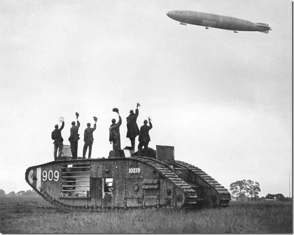 tank-waving